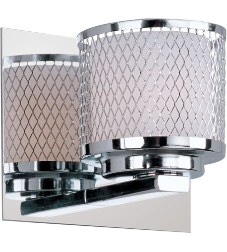 ET2 Mesh 1 Light Wall Sconce in Polished Chrome E22341-10PC photo