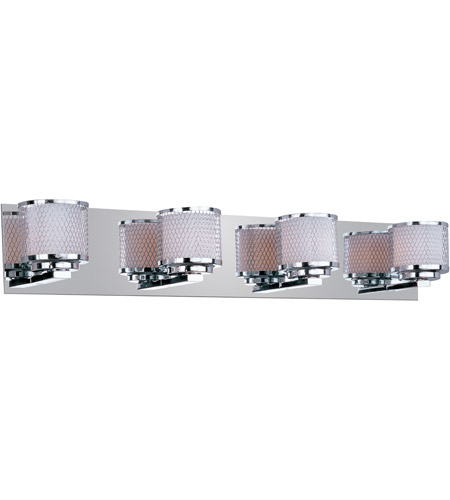 ET2 Mesh 4 Light Bath Light in Polished Chrome E22344-10PC photo
