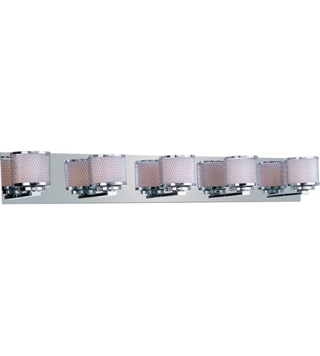 ET2 Mesh 5 Light Bath Light in Polished Chrome E22345-10PC photo
