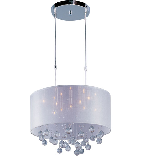 ET2 Veil 9 Light Pendant in Polished Chrome E22385-120PC photo