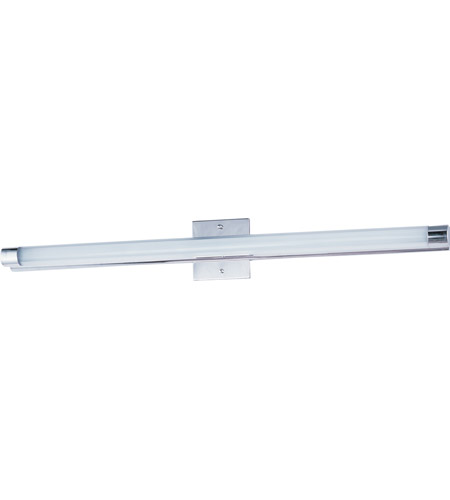 ET2 E22393-10PC Wand LED LED 36 inch Polished Chrome Bath Light Wall Light in 36 in.,  1 Light photo