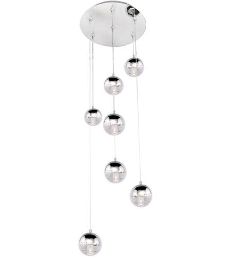 Et2 e22566 81pc zing 7 light 17 inch polished chrome multi light et2 e22566 81pc zing 7 light 17 inch polished chrome multi light pendant ceiling light aloadofball Images