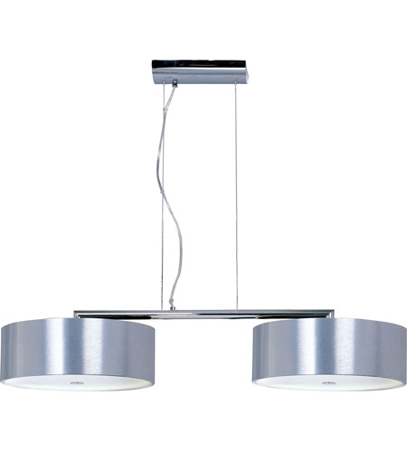ET2 Percussion 6-Light Linear Pendant in Polished Chrome E22702-77 photo