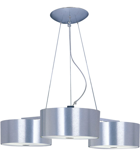 ET2 Percussion 9-Light Pendant in Polished Chrome E22703-77 photo