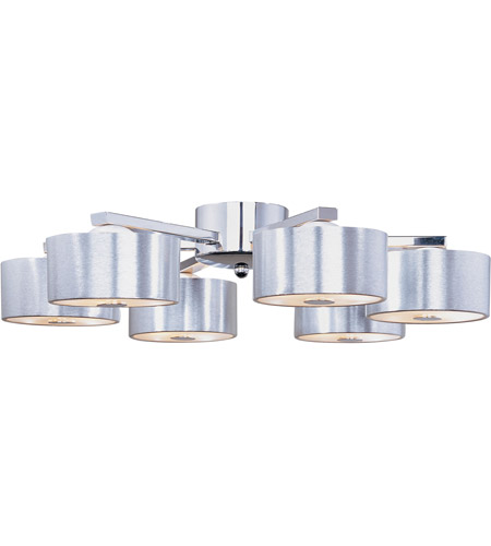 ET2 Percussion 12-Light Flush Mount in Polished Chrome E22706-77 photo