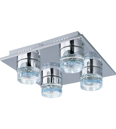 ET2 Fizz II 4 Light Flush Mount in Polished Chrome E22742-91PC photo