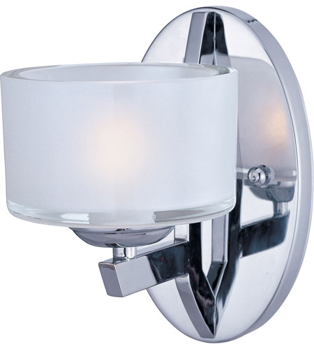 ET2 Vortex 1 Light Wall Sconce in Polished Chrome E22803-09PC photo