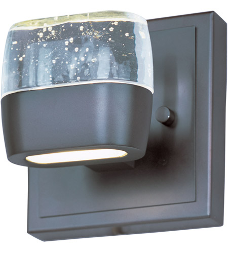 ET2 E22891-89BZ Volt LED LED 5 inch Bronze Bath Light Wall Light in 5 in.,  2 Light photo