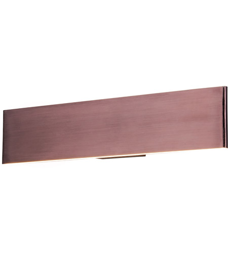 ET2 E22901-BRZ Blade LED 24 inch Anodized Bronze Bath Vanity Wall Light photo
