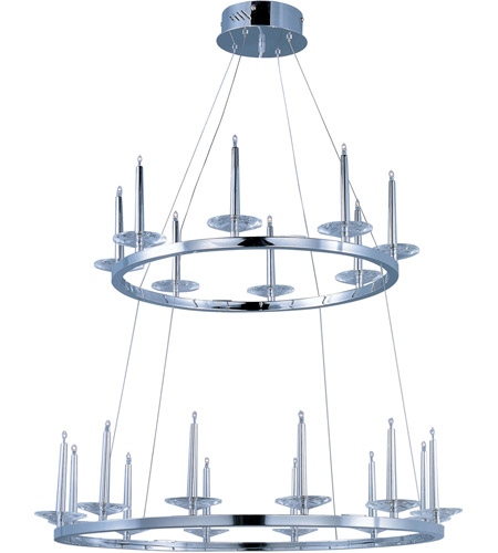 ET2 Circolo 20 Light Pendant in Polished Chrome E23185-20PC photo