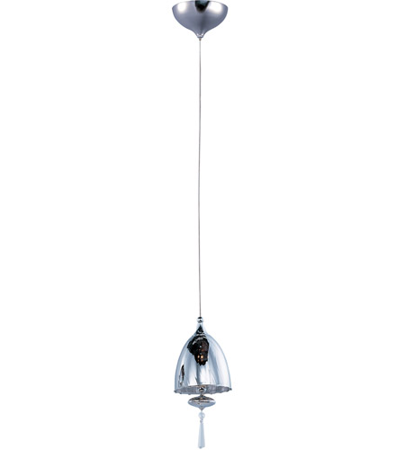 ET2 Chute 1 Light Mini Pendant in Polished Chrome E24351-81PC photo