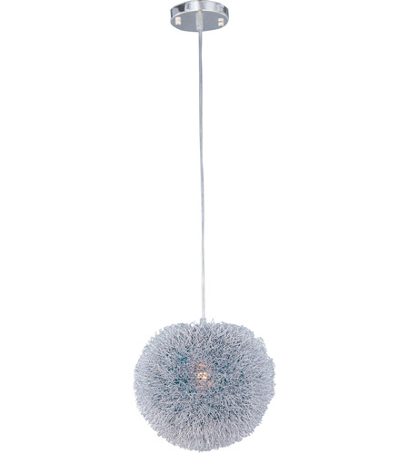 ET2 Clipp 1 Light Pendant in Brushed Aluminum E24373-92AL photo