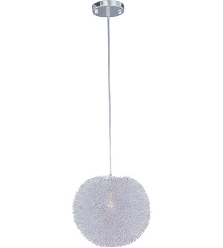 ET2 Clipp 1 Light Pendant in Brushed Aluminum E24373-AL photo