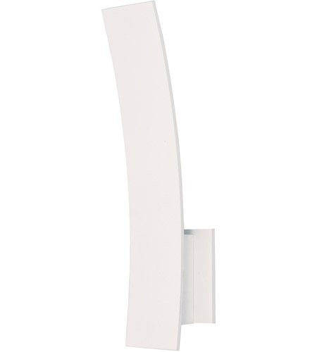 ET2 E41307-WT Alumilux Sconce LED 4 inch White ADA Wall Sconce Wall Light photo