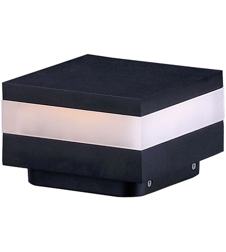 ET2 E41357-BK Alumilux Pathway 3.00 watt Black Outdoor Pathway Light photo