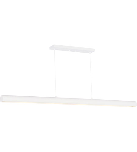 ET2 E41468-WT Alumilux Suspension LED 58 inch White Linear Pendant Ceiling Light photo
