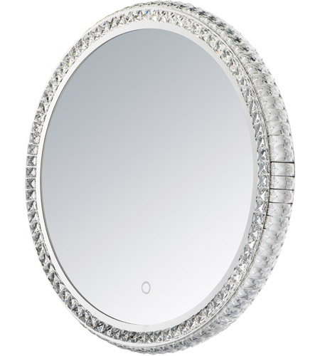 ET2 E42002-20 Crystal Mirror 24 X 24 inch LED Mirror photo