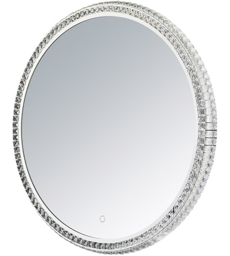 ET2 E42004-20 Crystal Mirror 32 X 32 inch LED Mirror photo