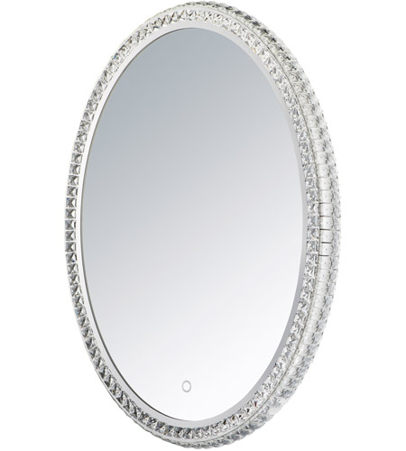 ET2 E42006-20 Crystal Mirror 32 X 24 inch LED Mirror photo