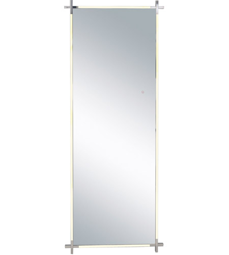 ET2 E42030-PC Mirror 86 X 34 inch Polished Chrome LED Mirror photo