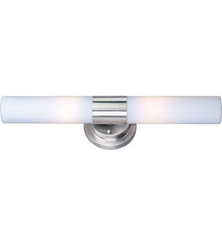 ET2 Cilandro I 2 Light Wall Sconce in Satin Nickel E53007-11 photo