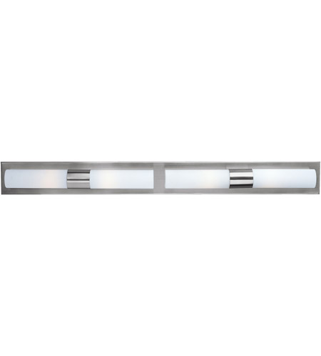 ET2 Cilandro I 4 Light Bath Light in Satin Nickel E53008-11 photo