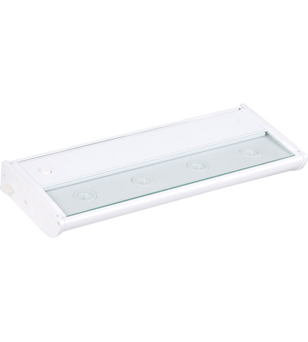 ET2 CounterMax MX-L120 4 Light Under Cabinet in White E57913-WT photo