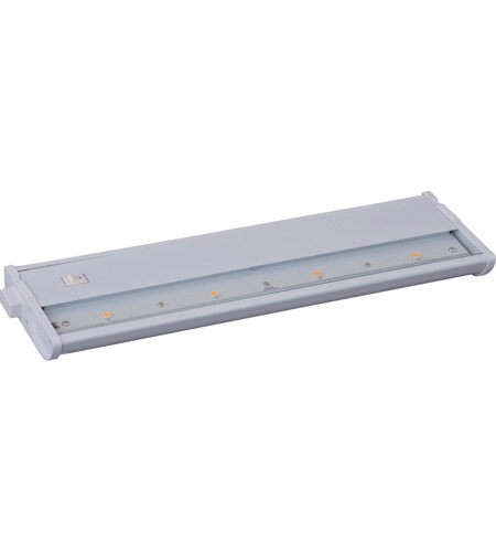 ET2 CounterMax MX-L120DC 13in 4-Light LED Under Cabinet in White E59913-WT photo