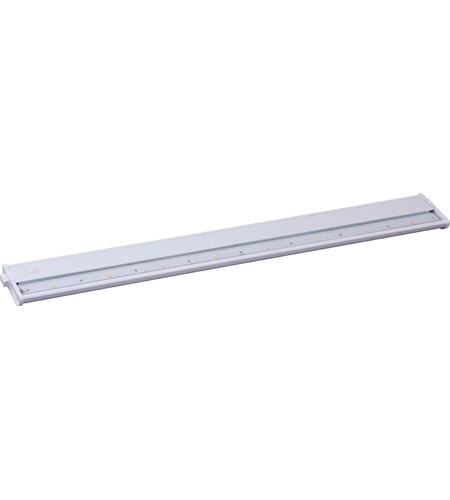 ET2 CounterMax MX-L120DC 30in 8-Light LED Under Cabinet in White E59916-WT photo
