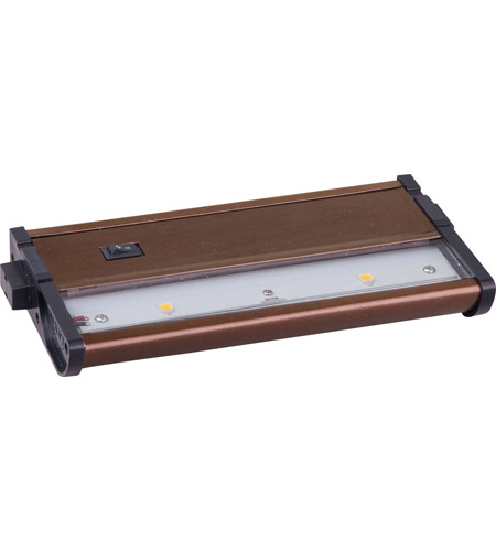 ET2 CounterMax MX-L120DC 2 Light Under Cabinet in Metallic Bronze E59922-MB photo