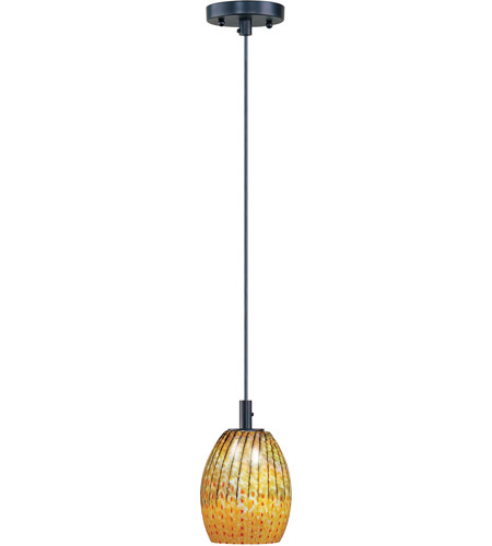 ET2 Carte 1 Light Pendant in Bronze E91071-53 photo