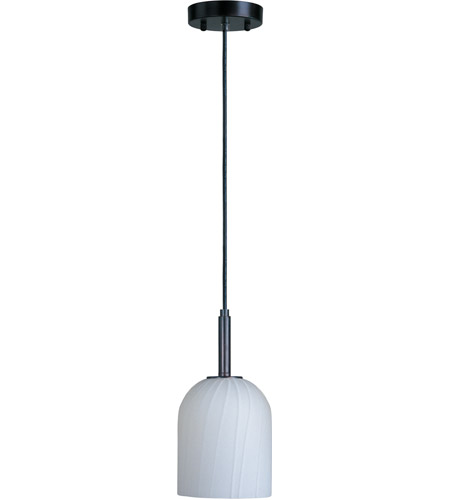 ET2 Carte 1 Light Pendant in Bronze E94091-01 photo