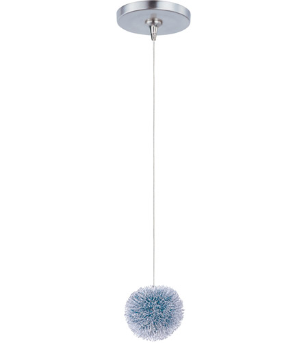 ET2 Minx 1 Light Mini Pendant in Brushed Aluminum E94420-92AL photo