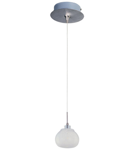 ET2 E94503-10SN Minx 1 Light 4 inch Satin Nickel Mini Pendant Ceiling Light photo