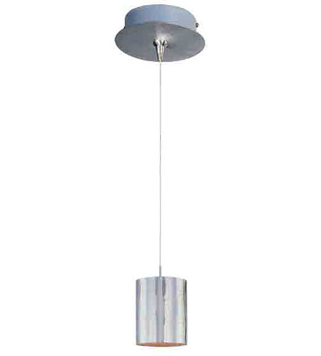 ET2 E94507-69SN Minx 1 Light 5 inch Satin Nickel Mini Pendant Ceiling Light photo