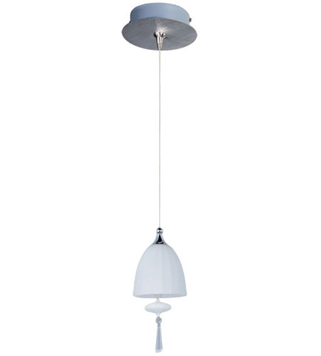 ET2 Minx 1-Light RapidJack Mini Pendant and Canopy in Satin Nickel E94527-81SN photo