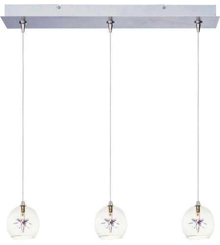 ET2 Starburst 3 Light Linear Pendant E94872-21 photo