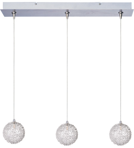 ET2 Starburst 3 Light Linear Pendant E94872-78 photo
