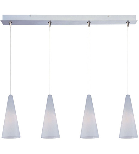 ET2 Minx 4 Light Linear Pendant in Satin Nickel E94928-101SN photo