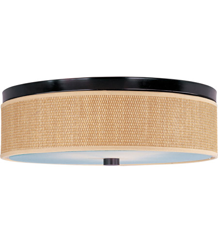 ET2 Elements 3 Light Flush Mount in Oil Rubbed Bronze E95004-101OI photo