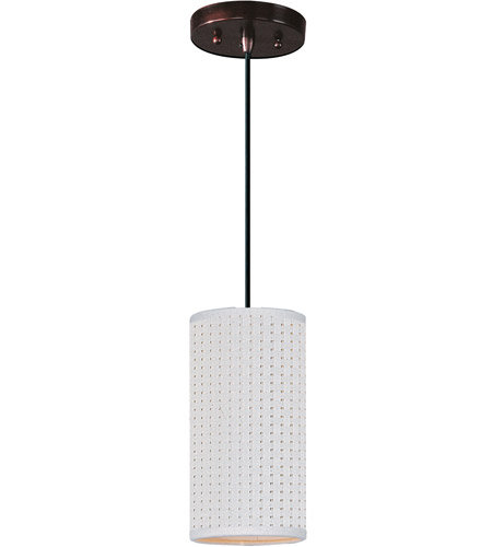 ET2 Elements 1 Light Mini Pendant in Oil Rubbed Bronze E95120-100OI photo