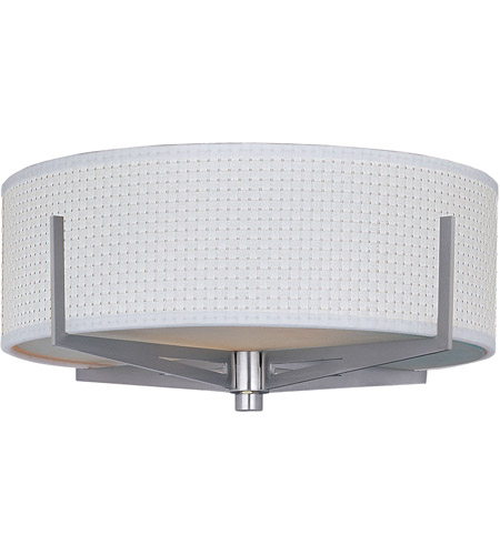 ET2 Elements 2 Light Flush Mount in Satin Nickel E95300-100SN photo