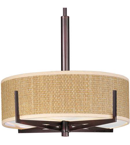 ET2 Elements 3 Light Pendant in Oil Rubbed Bronze E95405-101OI photo