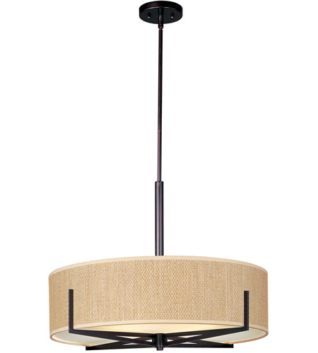 ET2 Elements 4 Light Pendant in Oil Rubbed Bronze E95408-101OI photo
