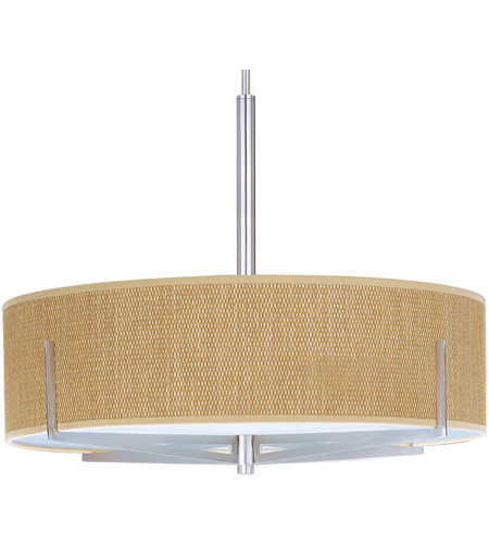 ET2 Elements 4 Light Pendant in Satin Nickel E95408-101SN photo