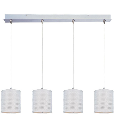 ET2 Elements 4 Light Linear Pendant in Satin Nickel E95499-100SN photo