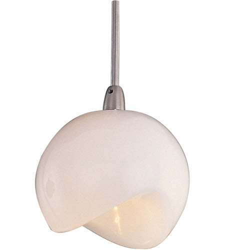 ET2 Minx 1 Light RapidJack Pendant (canopy sold separately) in Satin Nickel EP96006-10SN photo