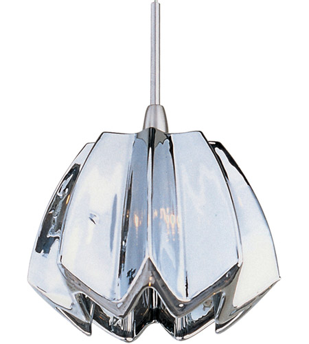 ET2 Minx 1 Light RapidJack Pendant (canopy sold separately) in Satin Nickel EP96013-56SN photo