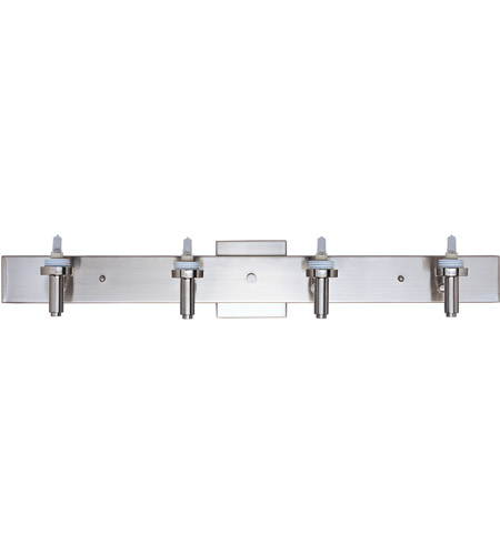 ET2 Carte 4 Light Wall Mount in Satin Nickel ES91194 photo