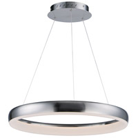 ET2 Satin Nickel Acrylic Pendants